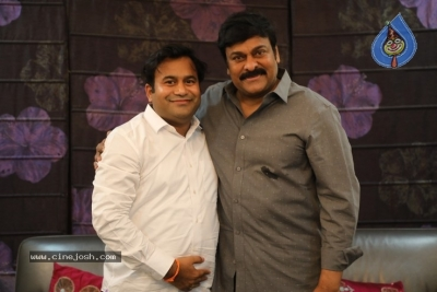 Chiranjeevi Appreciates George Reddy Team - 8 of 16