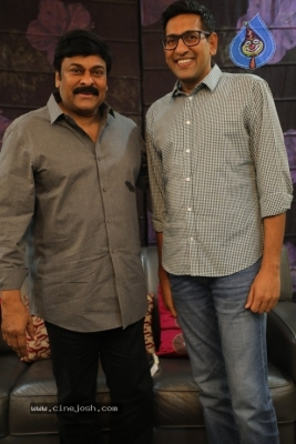 Chiranjeevi Appreciates George Reddy Team - 9 of 16