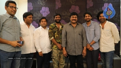 Chiranjeevi Appreciates George Reddy Team - 11 of 16