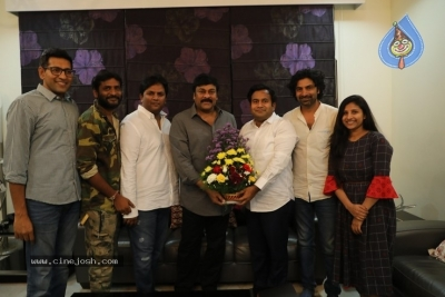 Chiranjeevi Appreciates George Reddy Team - 13 of 16