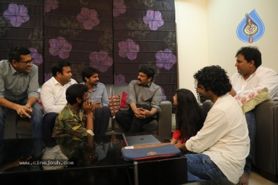 Chiranjeevi Appreciates George Reddy Team - 14 of 16