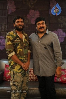 Chiranjeevi Appreciates George Reddy Team - 16 of 16