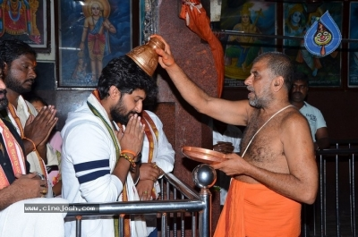 Gang Leader Team at Vijayawada Durga Temple - 5 of 21