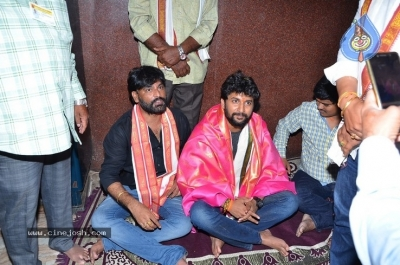 Gang Leader Team at Vijayawada Durga Temple - 13 of 21