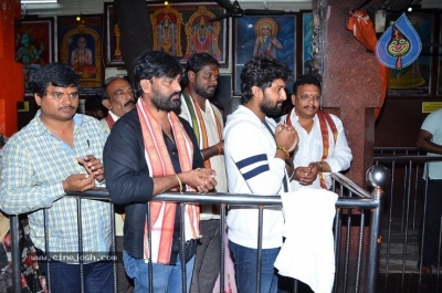 Gang Leader Team at Vijayawada Durga Temple - 16 of 21