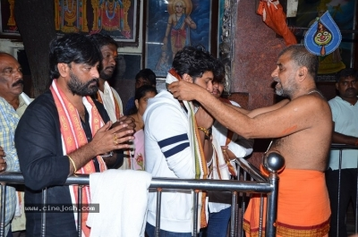 Gang Leader Team at Vijayawada Durga Temple - 19 of 21