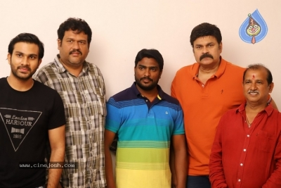 Jai Sena Title Song Launch Photos - 6 of 7