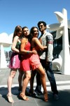 Vishal with three hot beauties in 'Khiladi' - 5 of 28