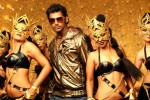 Vishal with three hot beauties in 'Khiladi' - 18 of 28