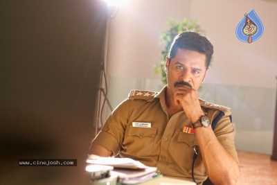 Krishna Manohar IPS Movie Stills - 3 of 5