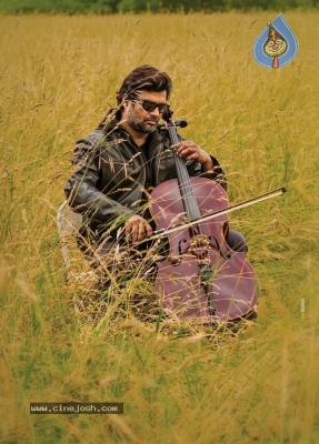 Madhavan First Look from Nishabdham - 1 of 3