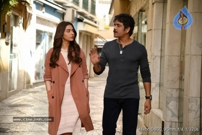 Manmadhudu 2 Working Stills - 13 of 17