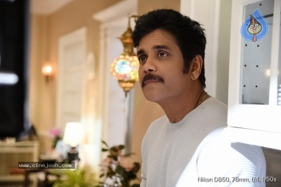 Manmadhudu 2 Working Stills - 14 of 17