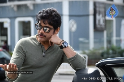 Manmadhudu 2 Working Stills - 15 of 17