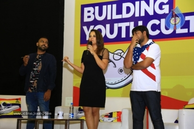 Meeku Mathrame Cheptha  Team at CMR College - 18 of 29