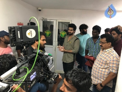 Naga Shaurya New Movie Working Stills - 1 of 8
