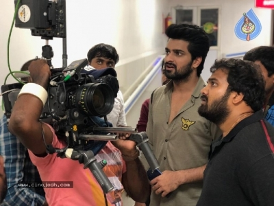 Naga Shaurya New Movie Working Stills - 3 of 8
