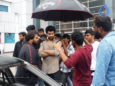 Naga Shaurya New Movie Working Stills - 4 of 8