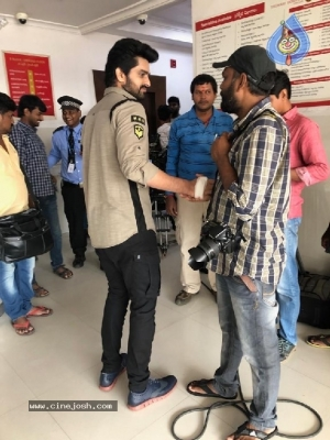 Naga Shaurya New Movie Working Stills - 5 of 8