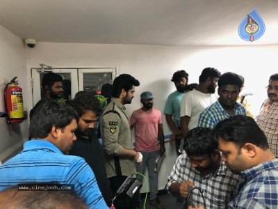 Naga Shaurya New Movie Working Stills - 7 of 8