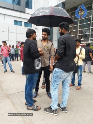 Naga Shaurya New Movie Working Stills - 8 of 8