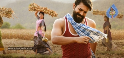 Rangasthalam First Song Poster and Photo - 2 of 2