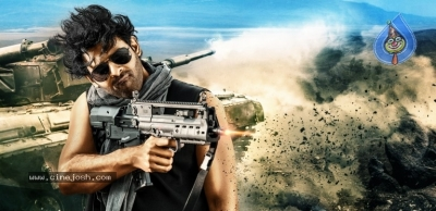 Saaho Movie New Photos - 2 of 2