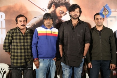 Valmiki Trailer Launch Pics - 14 of 39