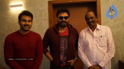 Venkatesh Launched Jai Sena Trailer - 2 of 21