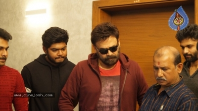 Venkatesh Launched Jai Sena Trailer - 3 of 21