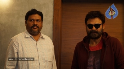Venkatesh Launched Jai Sena Trailer - 5 of 21