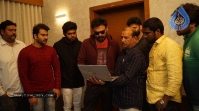 Venkatesh Launched Jai Sena Trailer - 13 of 21