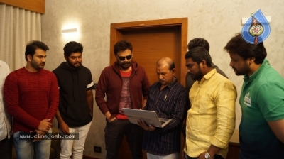 Venkatesh Launched Jai Sena Trailer - 14 of 21