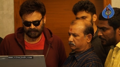 Venkatesh Launched Jai Sena Trailer - 15 of 21