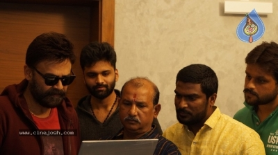 Venkatesh Launched Jai Sena Trailer - 16 of 21