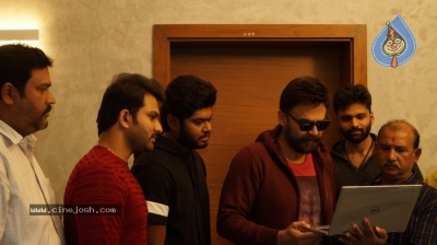 Venkatesh Launched Jai Sena Trailer - 17 of 21