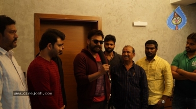 Venkatesh Launched Jai Sena Trailer - 18 of 21