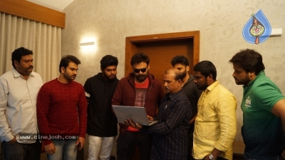 Venkatesh Launched Jai Sena Trailer - 19 of 21