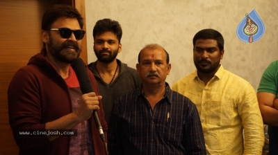 Venkatesh Launched Jai Sena Trailer - 20 of 21