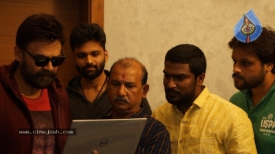 Venkatesh Launched Jai Sena Trailer - 21 of 21