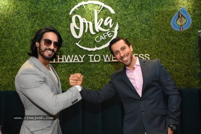 Actor Thakur Anoop Singh Launches ORKA
