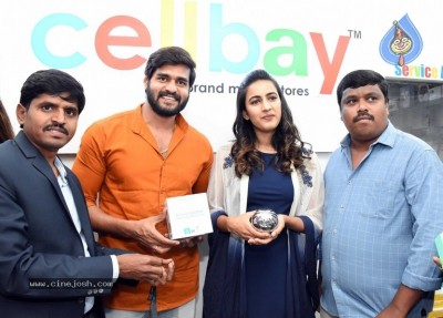 Niharika Konidela Launches 60th Store of CellBay