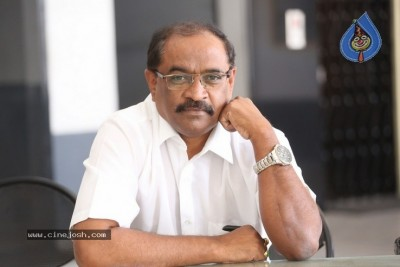 Raahu  Movie Producer Interview Photos