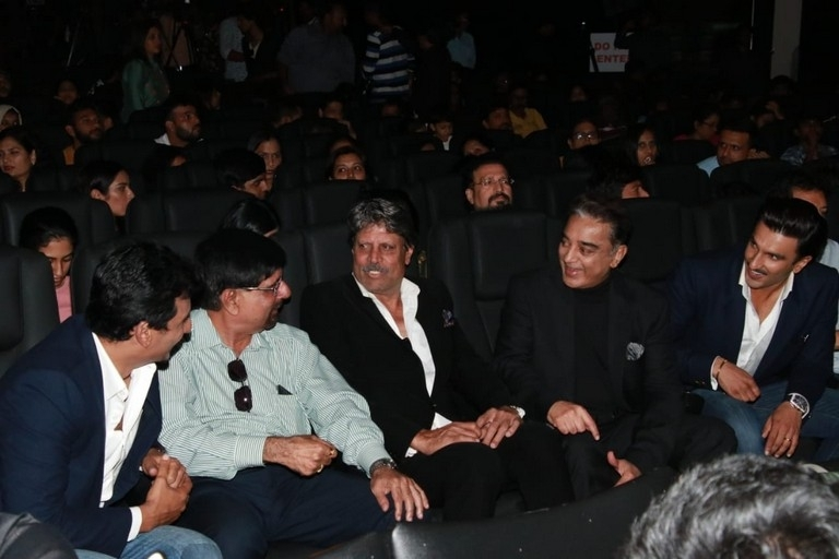 Image result for 83 movie launch