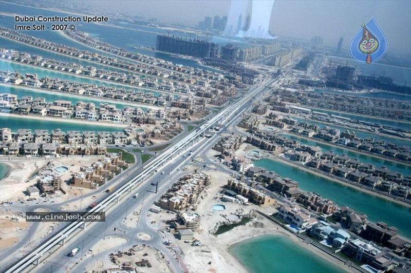 Amazing Palm Beach Houses In Dubai 3 10 Photos