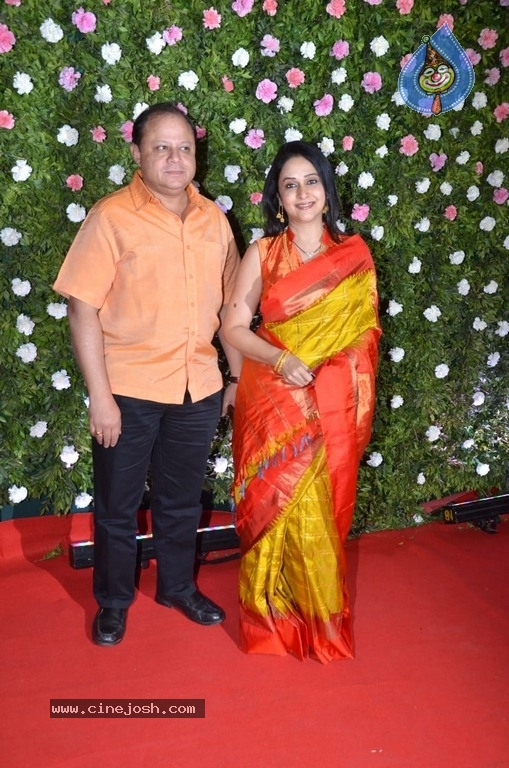 Amit Thackeray Wedding Reception Photos - 20 / 35 photos