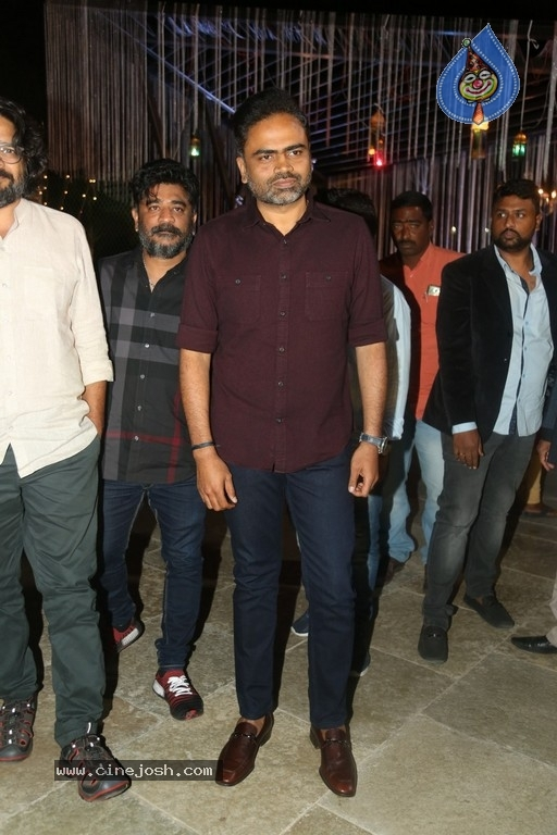 Celebrities at Harshit Reddy Wedding Reception - 17 / 65 photos