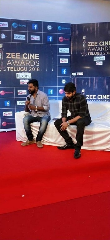 Celebrities at Zee Cine Awards 2018 - 6 / 34 photos