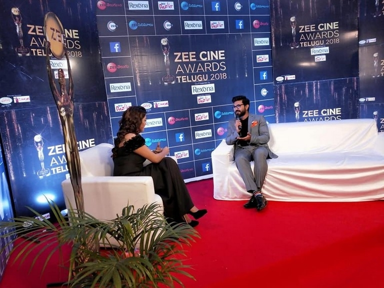 Celebrities at Zee Cine Awards 2018 - 14 / 34 photos