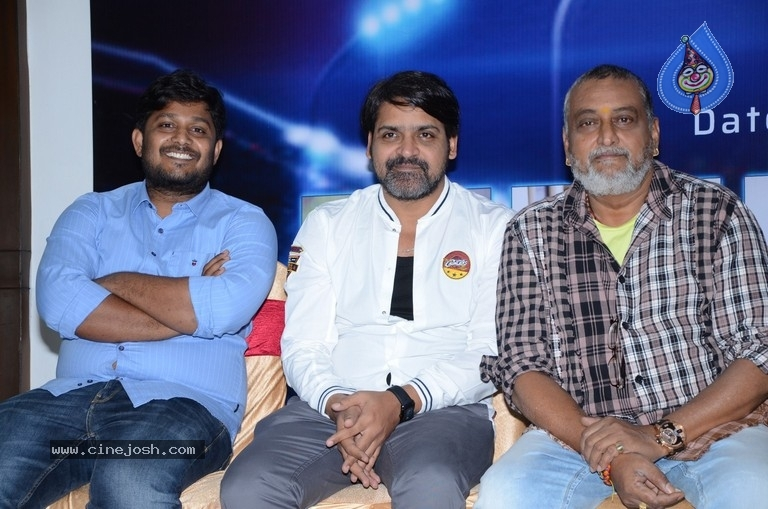 Celebrity Cricket Carnival Press Meet - 14 / 21 photos